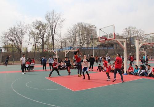电气工程学院举办大学生篮球赛-辽宁工业大学宣传统战