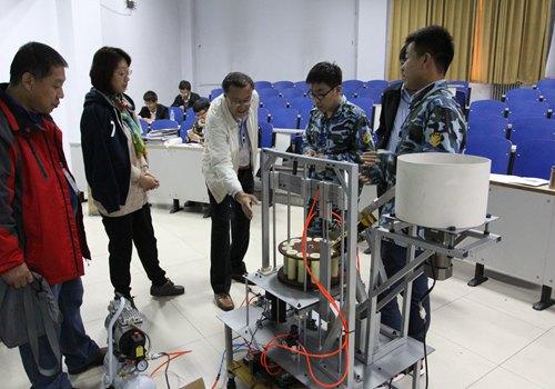 我校在2015年辽宁省大学生机械创新设计大赛中获佳绩